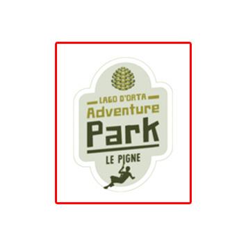 ADVENTURE PARK LE PIGNE – Lago d'Orta